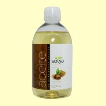 Aceite de almendras - 500 ml - Sotya