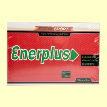 Enerplus con Ginseng y Guaraná - 10 ampollas - Sotya