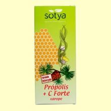 Jarabe Propoleo + Vitamina C - 250 ml - Sotya