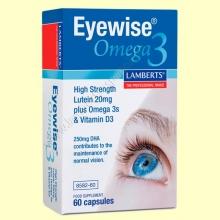 Eyewise Omega 3 - Salud Ocular - 60 tabletas - Lamberts