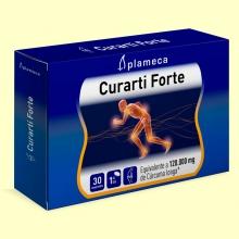 Curarti Forte - Huesos y Cartílagos - 30 comprimidos - Plameca