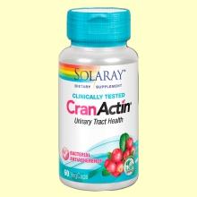 CranActin - 60 cápsulas - Solaray
