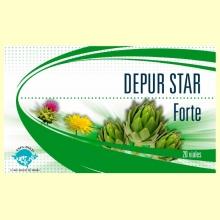 Depur Star Forte - Depurativo - 20 viales - Espadiet