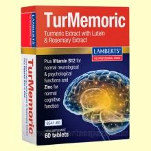 TurMemoric - Memoria - 60 tabletas - Lamberts