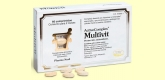 ActiveComplex Multivit - 60 comprimidos - Pharma Nord