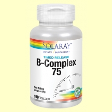 B-COMPLEX 75 de Solaray
