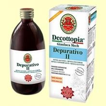 Depurativo II - 500 ml - Decottopía