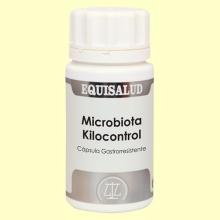 Microbiota Kilocontrol - Control de peso - 60 cápsulas - Equisalud