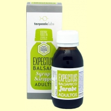 Expectus Jarabe Balsámico Adultos - 100 ml - Terpenic Labs