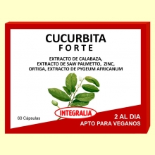 Cucurbita Forte - 60 cápsulas - Integralia