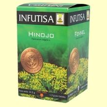 Hinojo Infusión - 25 bolsitas - Infutisa