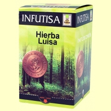 Hierba Luisa Infusión - 25 bolsitas - Infutisa
