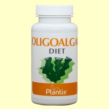 Oligoalgae Diet - 60 cápsulas - Plantis