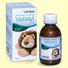 Yaraví Tus - Jarabe Infantil - 150 ml - derbós