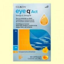 Eyeq Act - Conexión Neuronal - 60 cápsulas - Vitae