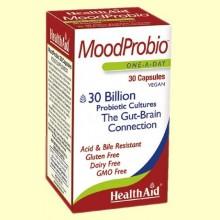 Moodprobio - 30 cápsulas - Health Aid