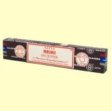 Incienso Reiki - 15 gramos - Satya