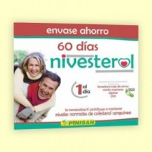 Nivesterol - 60 cápsulas - Pinisan