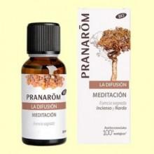 Meditación Bio - Difusión - 30 ml - Pranarom
