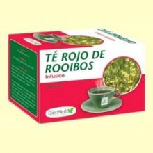 Té Rojo de Rooibos - 20 bolsitas - DietMed