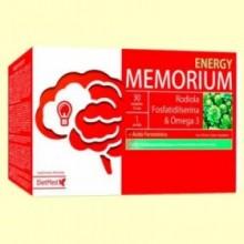 Memorium Energy - 30 ampollas - DietMed