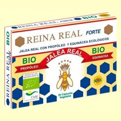 Reina Real Forte  - 20 cápsulas - Robis