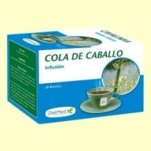 Cola de Caballo - 20 bolsitas - DietMed