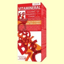 Vitamineral Familiar - 250 ml - DietMed