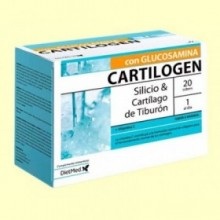 Cartilogen - 20 sobres - DietMed