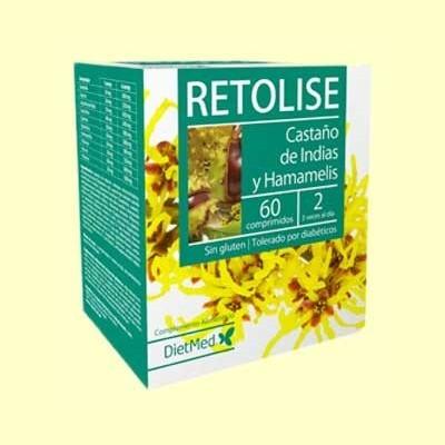 Retolise - 60 comprimidos - DietMed