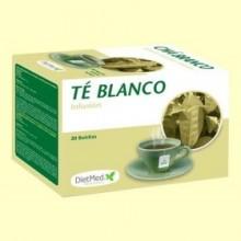 Té Blanco - 20 bolsitas - DietMed