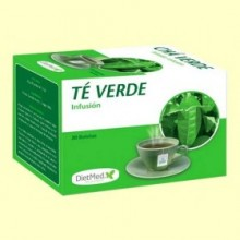 Té Verde - 20 bolsitas - DietMed