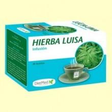 Hierba Luisa Infusión - 20 bolsitas - DietMed