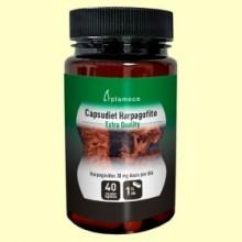 Capsudiet Harpagofito - 40 cápsulas - Plameca