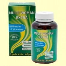 MultiWoman Extra - Complejo Vitamínico - 60 perlas - Espadiet