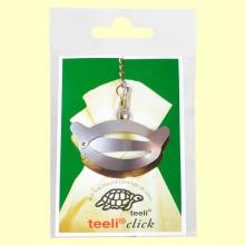 Pinza de acero inoxidable para filtro de papel - Teeli *