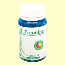 L-Treonina - 60 cápsulas - Espadiet