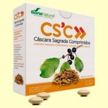 Cáscara Sagrada Comprimidos - 36 comprimidos - Soria Natural