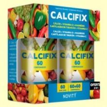 Calcifix - 30 + 30 comprimidos - Novity