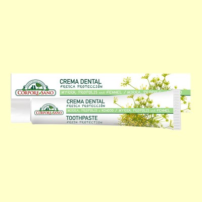 Crema Dental - Mirra y Própolis - Corpore Sano - 75 ml