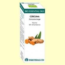 Aceite Esencial Bio de Cúrcuma - 10 ml - Equisalud