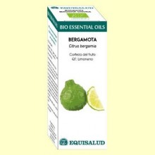 Aceite Esencial Bio de Bergamota - 10 ml - Equisalud
