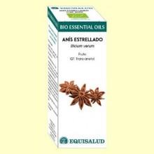 Aceite Esencial Bio de Anís Estrellado - 10 ml - Equisalud