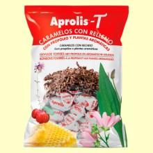 Caramelos Aprolis T - Propóleo y Plantas Aromáticas - 100 gramos - Intersa