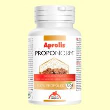 Aprolis Proponorm Bio - 120 cápsulas - Intersa