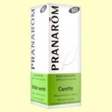 Zanahoria Bio - Aceite esencial - 5 ml - Pranarom