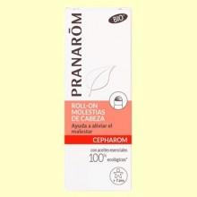 Cepharom Roll-On - Dolor de Cabeza - Pranarom - 5 ml