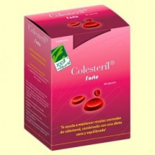 Colesteril Forte - 90 cápsulas - 100% Natural