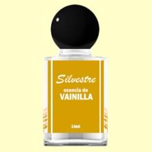 Esencias Naturales - Esencia de Vainilla - Afrodisíaco- Armonía - 14 ml.