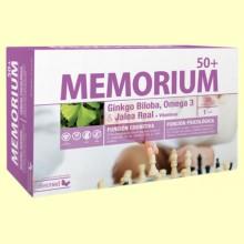 Memorium 50+ - 30 ampollas - DietMed